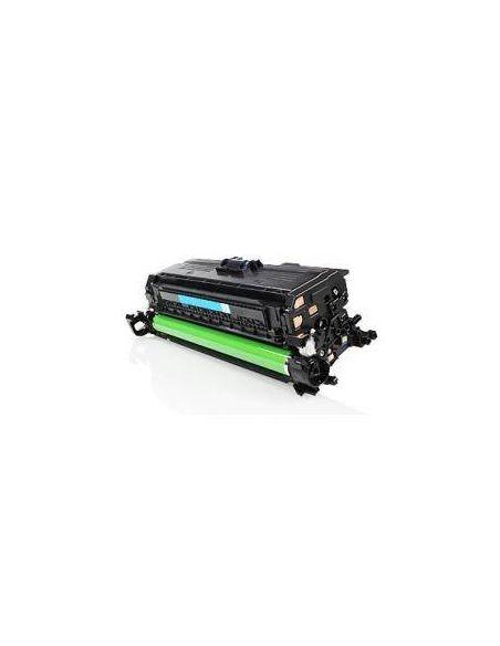 Tóner para HP 307A Cian CE741A (7300 Pag) No original para Color LaserJet CP5220 CP5225