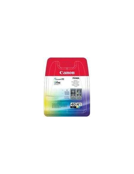 Tinta Pack Canon PG-40-CL-41 Negro COLOR