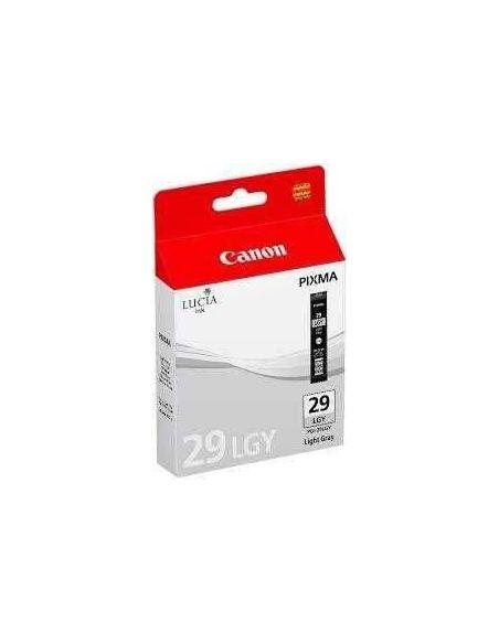 Tinta Canon PGI-29LGY GRIS Claro
