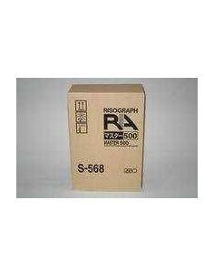 Master Riso S568 B4 para RA y RC