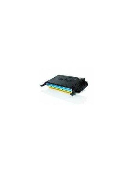 Tóner para Samsung Y660B AMARILLO (5000 Pag) No original para CLP607 CLP610