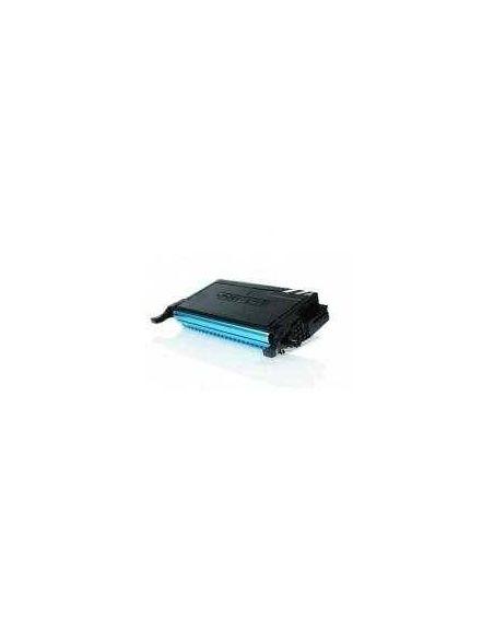 Tóner para Samsung C660B CIAN (5000 Pag) No original para CLP607 610