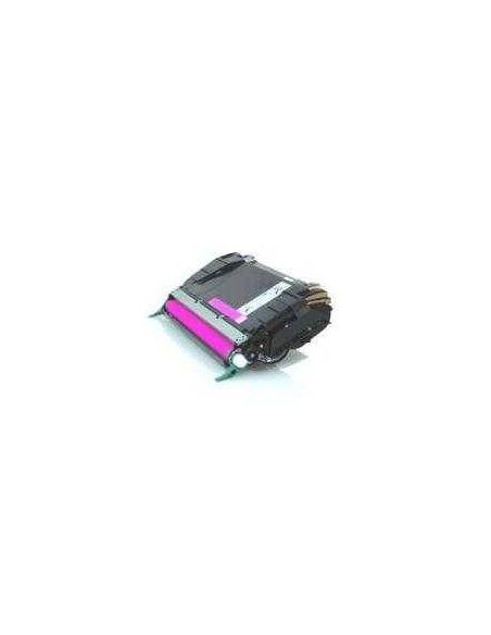 Tóner para Lexmark C5220MS Magenta C522MG (3000 Pag) No original para C524 C530