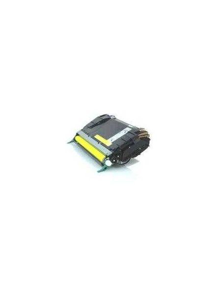 Tóner para Lexmark C5220YS Amarillo C522YL (3000 Pag) No original para C524 C530