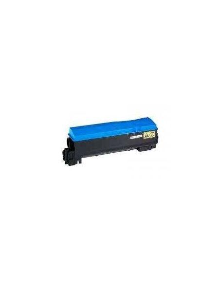 Tóner para Kyocera TK540C Cian (4000 Pag) No original para FSC5100