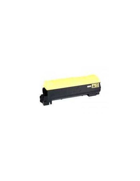 Tóner para Kyocera TK540Y Amarillo (4000 Pag) No original para FSC5100