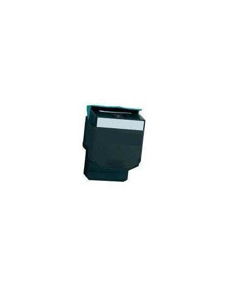 Tóner para Lexmark C540H1KG Negro C540BK No original para C543 X543