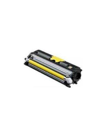 Tóner para Konica Minolta A0V306H Amarillo No original para MagiColor 1600 1650