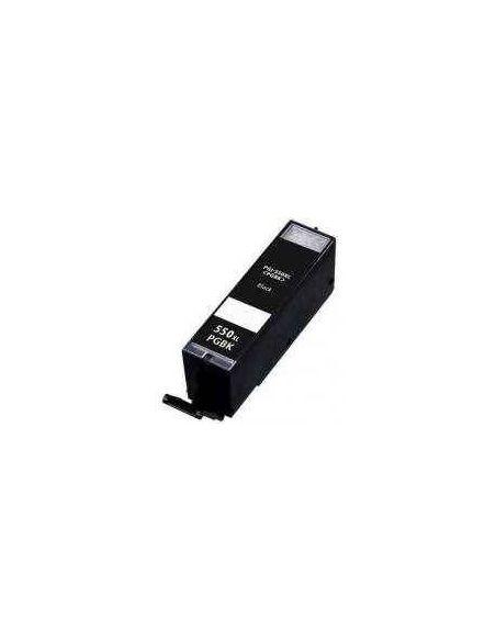 Tinta para Canon 6431B001-6496B001-8049B001 Negro PGI550XL-PGI555XXL (22ml) No original