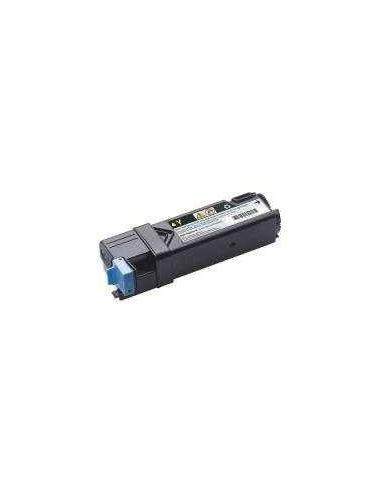 Tóner para Dell NPDXG Amarillo 593-11037 No original para Dell 2150 2155