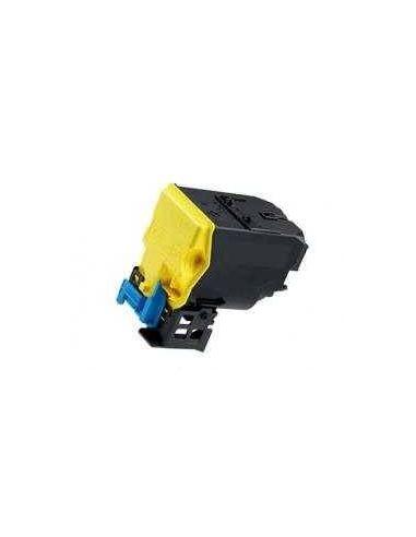 Tóner para Epson 0590 Amarillo No original para AcuLaser C3900 CX37