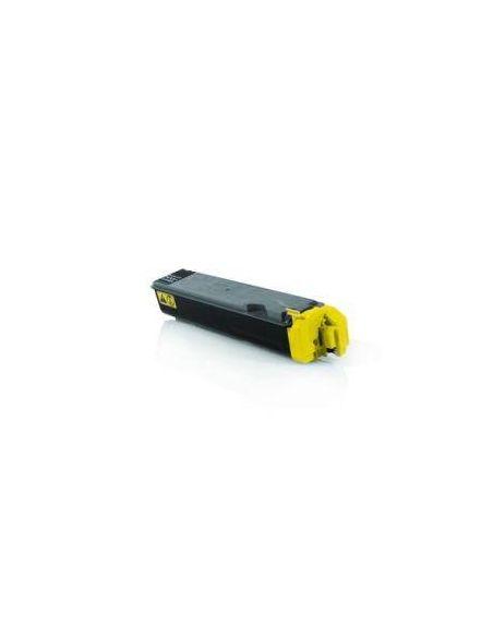 Tóner para Kyocera TK-510Y Amarillo 1T02F3AEU0 No original FS-C5020 FS-C5030