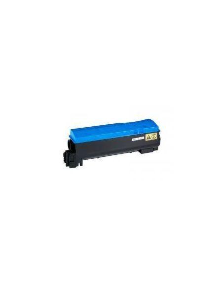 Tóner para Kyocera TK550C Cian No original 0T2HMCEU FSC5200