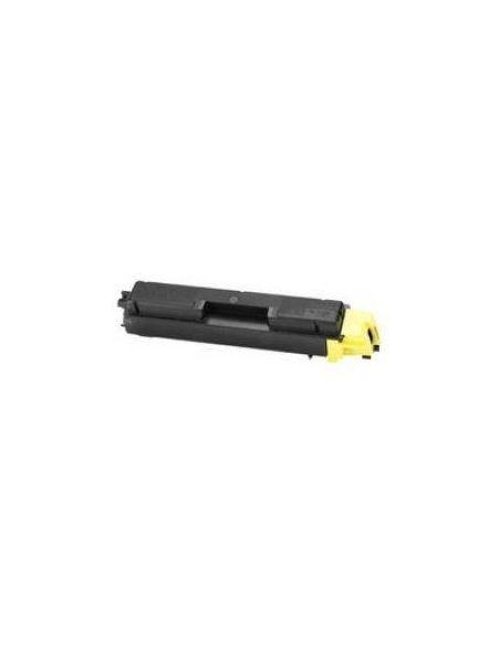 Tóner para Kyocera TK-580Y Amarillo No original 1T02KTANL0 Ecosys P6021 FS-C5150