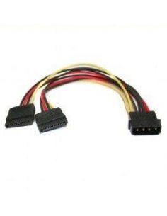 Cable bifurcador alimentacion SATA Y