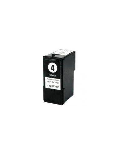 Tinta para Lexmark LXI-4 Negro (21ml) No original