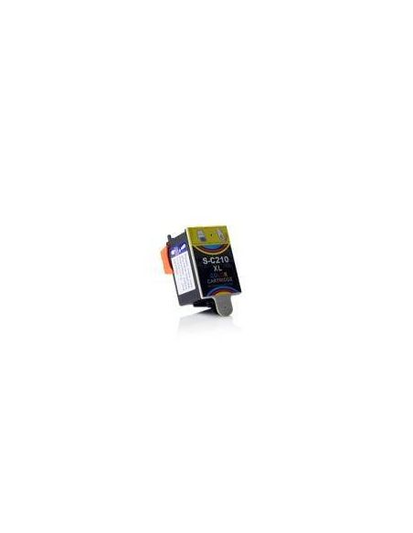 Tinta para Samsung INK-M210 COLOR para CJX 1000 CJX 1050W CJX 2000FW (40ml) No original