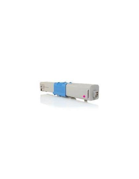 Tóner para Oki C310M Magenta 44469705 (2000 Pag) No original para C300 MC351