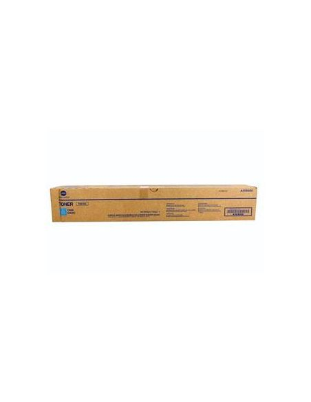 Tóner Konica Minolta TN619C Cian A3VX450 para Accuriopress C2060 Bizhub Pro C1060