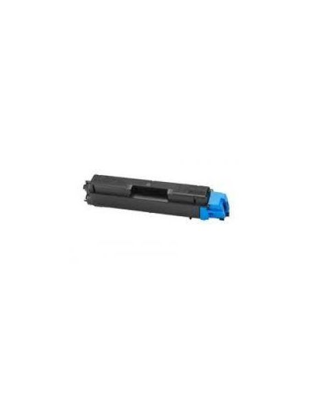 Tóner para Kyocera TK-580C Cian No original 1T02KTCNL0 Ecosys P6021 FS-C5150