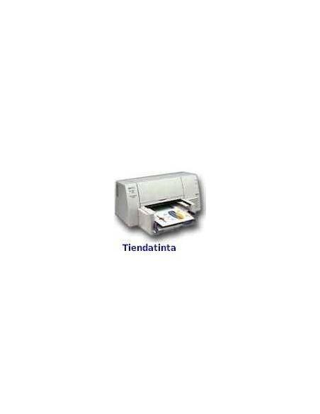 HP DeskJet 890c (Pinche para ver sus consumibles)