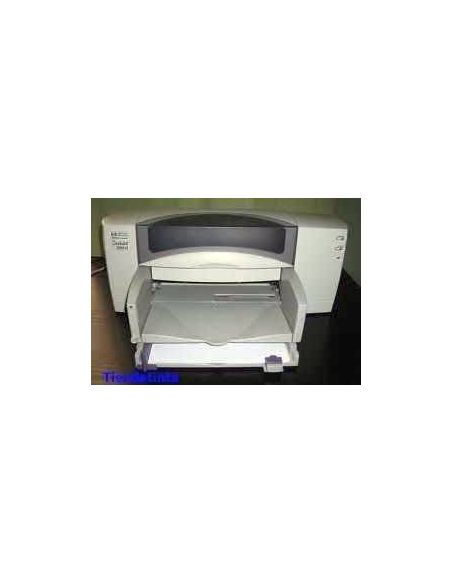 HP DeskJet 895cxi (Pinche para ver sus consumibles)