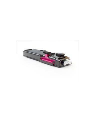 Tóner para Dell V4TG6 / VXCWK Magenta 593-BBBS No original para C2660 C2665