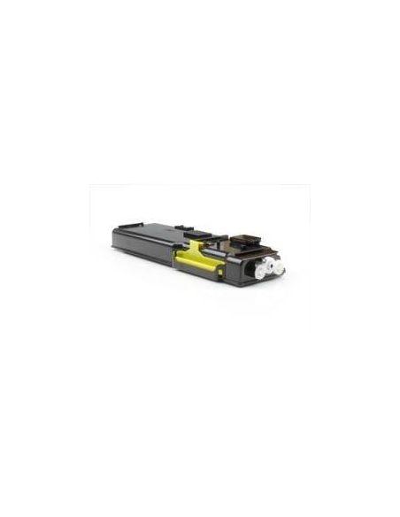 Tóner para Dell 2K1VC / YR3W3 Amarillo No original para C2660 y mas