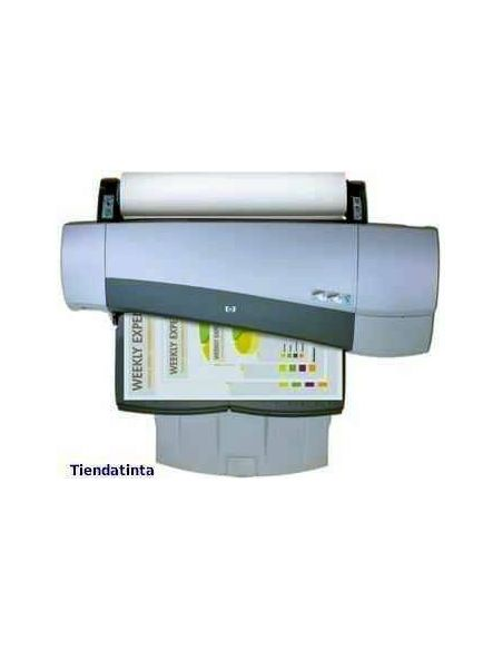 HP DesignJet 110 plus (Pinche para ver sus consumibles)