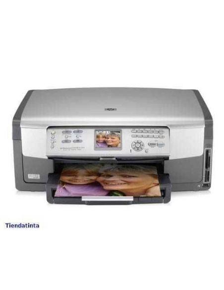 HP PhotoSmart 3110 (Pinche para ver sus consumibles)
