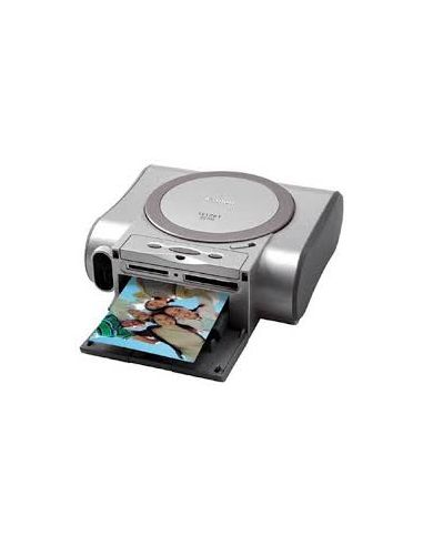 Canon Selphy DS700 (Pinche para ver sus consumibles)