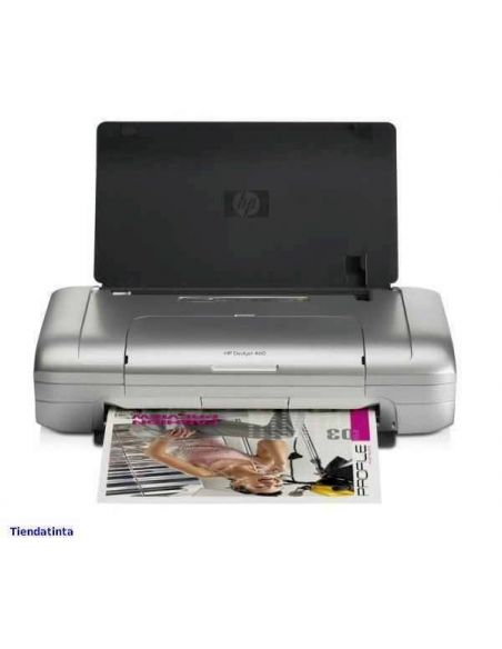 HP DeskJet 460CB (Pinche para ver sus consumibles)