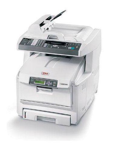 Oki C5550 MFP / C5550n MFP (Pinche para ver sus consumibles)