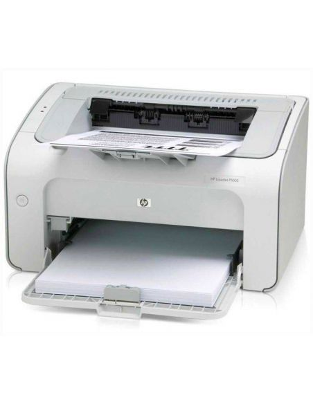 HP LaserJet P1005 (Pinche para ver sus consumibles)