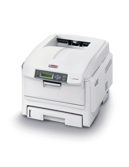Impresora Oki C5850