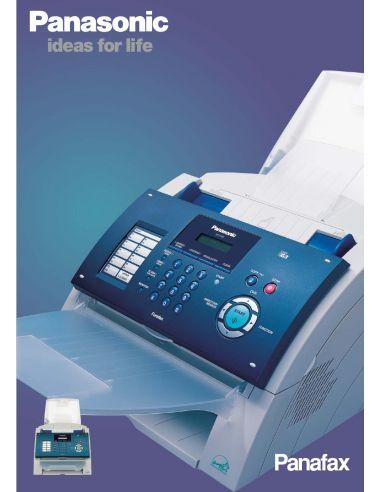 Panasonic UF4100 fax