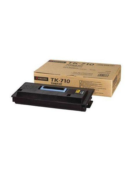 Tóner Kyocera TK-710 Negro 1T02G10EU0 (40000 Pág)