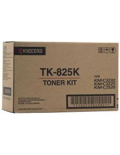 Tóner Kyocera TK825K NEGRO 1T02FZ0EU0 (15000 Pág)