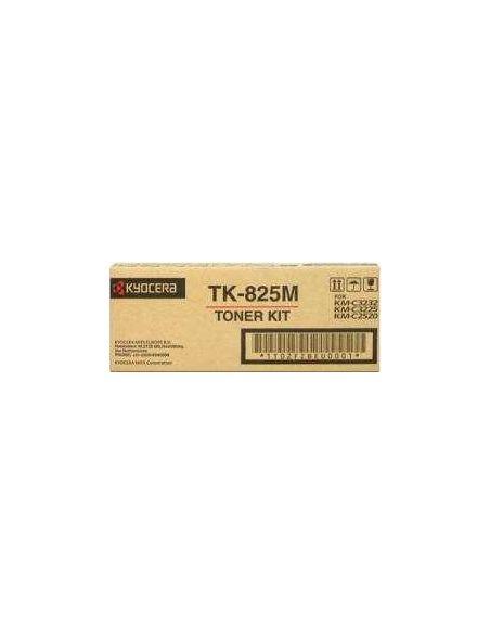 Tóner Kyocera TK825M Magenta (7000 Pag) para KMC2520 C3225