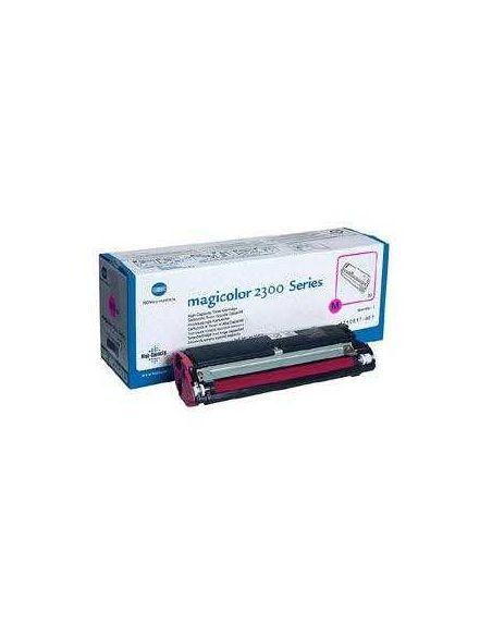 Tóner Konica Minolta 1710517-003 Magenta para MagiColor 2300 2350