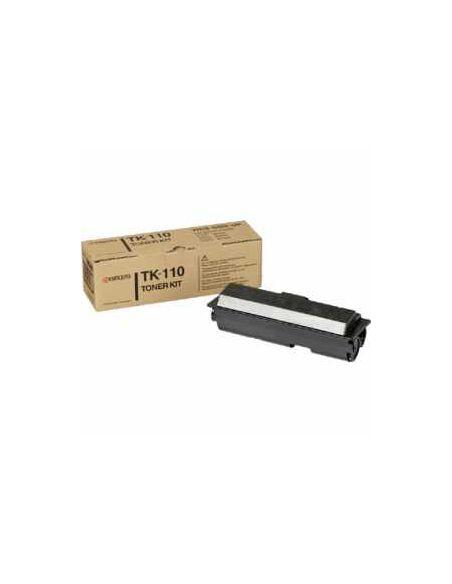Tóner Kyocera TK110 Negro (6000 Pag) para FS1016 FS720