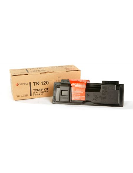 Tóner Kyocera TK-120 Negro 1T02G60DE0 (7200 Pag) para FS1030