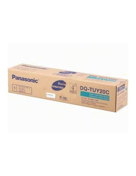 Tóner Panasonic DQ-TUY20C CIAN (20000 Pag) para Workio DPC265 DPC305