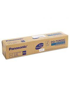 Tóner Panasonic DQ-TUN20C CIAN (20000...