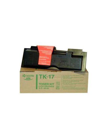 Tóner Kyocera TK17 Negro 1T02BX0EU0 (6000 Pág)