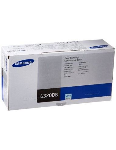 Tóner Samsung 6320D8 Negro (8000 Pág)