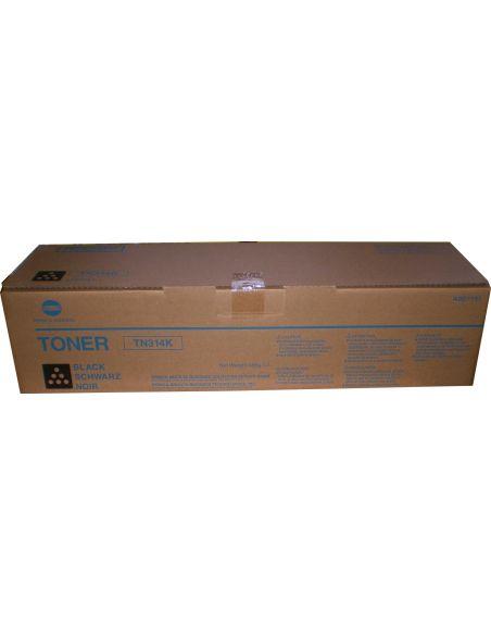 Tóner Konica Minolta TN314K Negro A0D7151 (26000 Pag) para Bizhub C353 C355
