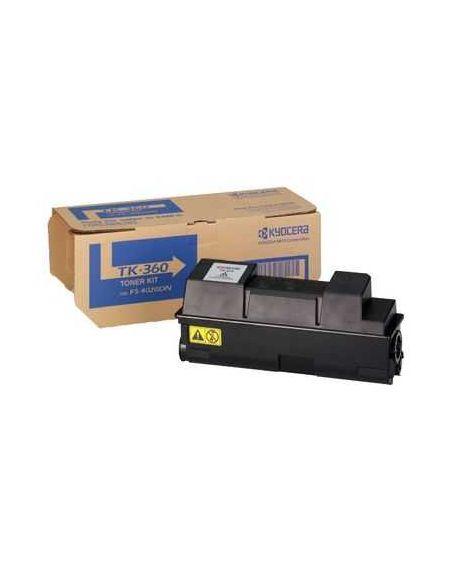 Tóner Kyocera TK360 Negro (20000 Pag) para FS4020