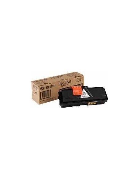 Tóner Kyocera TK160 Negro (2500 Pag) para P2035 FS1120