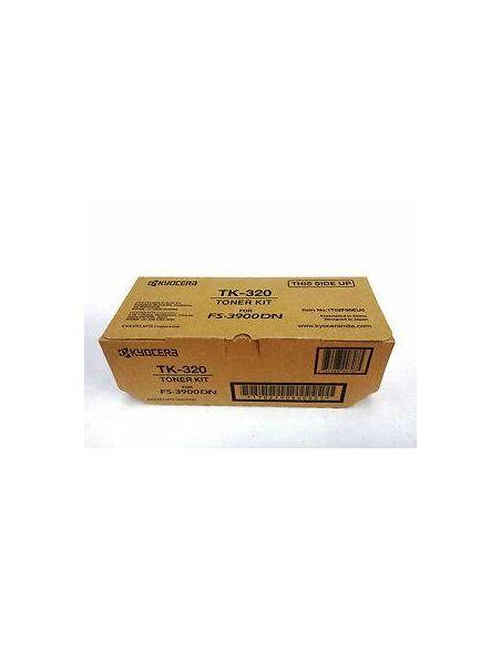 Tóner Kyocera TK-320 Negro 1T02F90EUC FS3900 4000
